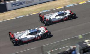 Od 54. miejsca do zwycięstwa: Porsche 919 Hybrid wygrywa w Le Mans