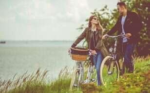 rowerem w weekend
