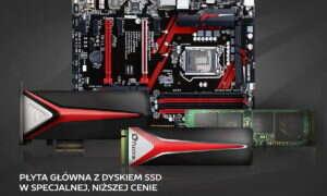 Sposób na tańszy dysk SSD