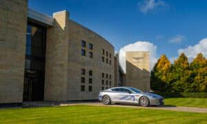 Oto RapidE – pierwszy samochód elektryczny firmy Aston Martin
