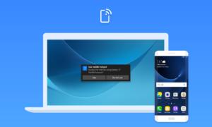 Odblokuj komputer z Windowsem 10 swoim Samsungiem Galaxy