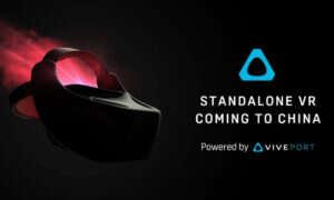 HTC i Qualcomm prezentują uniwersalny headset VR na rynek chiński
