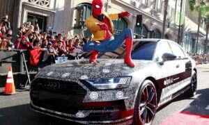 Nowe Audi A8 gościem na premierze Spider-Man: Homecoming
