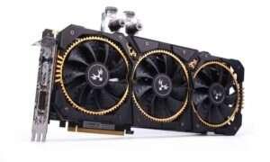 Colorful prezentuje najszybszego GTX 1080 Ti