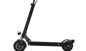Przez miasto na jednej nodze – Hama prezentuje nową hulajnogę elektryczną Urban Scooter
