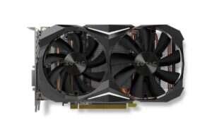Test karty graficznej ZOTAC GeForce GTX 1080 Mini