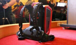 HP stworzyło plecak VR dla profesjonalistów