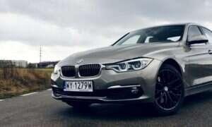 BMW 330i w szeregach polskiej policji już jesienią
