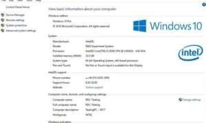 Czy Intel Core i3 8300 będzie czterordzeniowy?