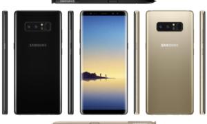 Galaxy Note 8 zawodzi wydajnością