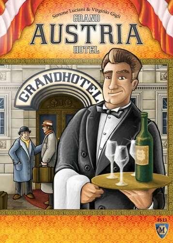 gra planszowa grand austria hotel
