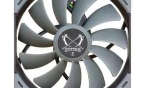 Test wentylatorów Scythe Kaze Flex 120