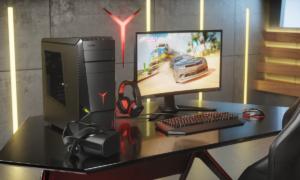 Lenovo prezentuje nowe komputery z serii Legion