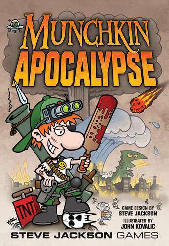 munchkin apokalipsa