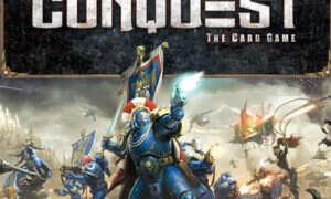 Recenzja gry karcianej Warhammer40k: Podbój LCG