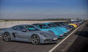 Rusza polska edycja Porsche Driving Experience