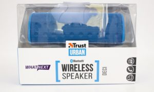 Test głośników bezprzewodowych Trust Urban Deci oraz Trust Urban Fero
