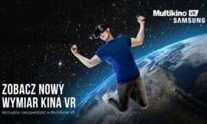 W Warszawie powstanie pierwsze kino VR