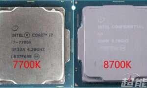 Do sieci wyciekł pełny test Intel i7 8700K