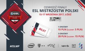 Nadchodzą finały ESL Mistrzostw Polski