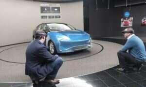 Ford będzie pracował z HoloLens podczas projektowania aut