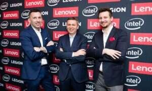 Zaprezentowane zostały produkty Lenovo Legion