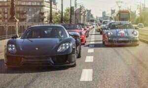 Wystartowała piąta edycja  Porsche Parade