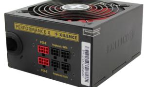 Test zasilacza Xilence Performance X 750W