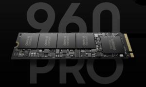 Samsung SSD 960 Pro 512 GB NVMe M.2.