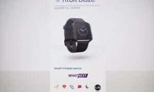 Smartwatch dla aktywnych? Test Fitbit Blaze