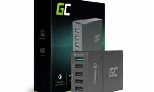 Mini-test ładowarki sieciowej i kabli od Green Cell