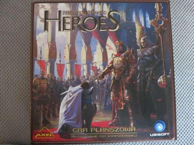 M&M Heroes pudło