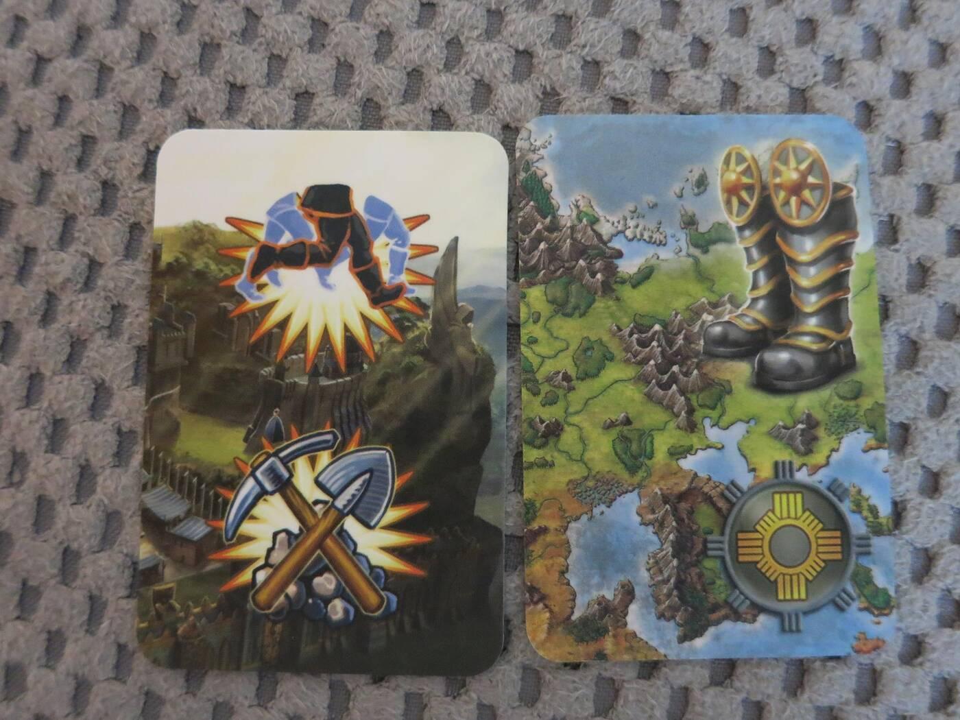 M&M Heroes karty akcji