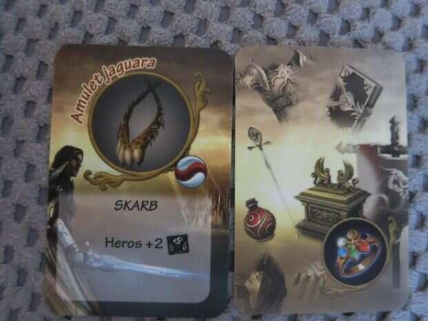 M&M Heroes karty artefaktów