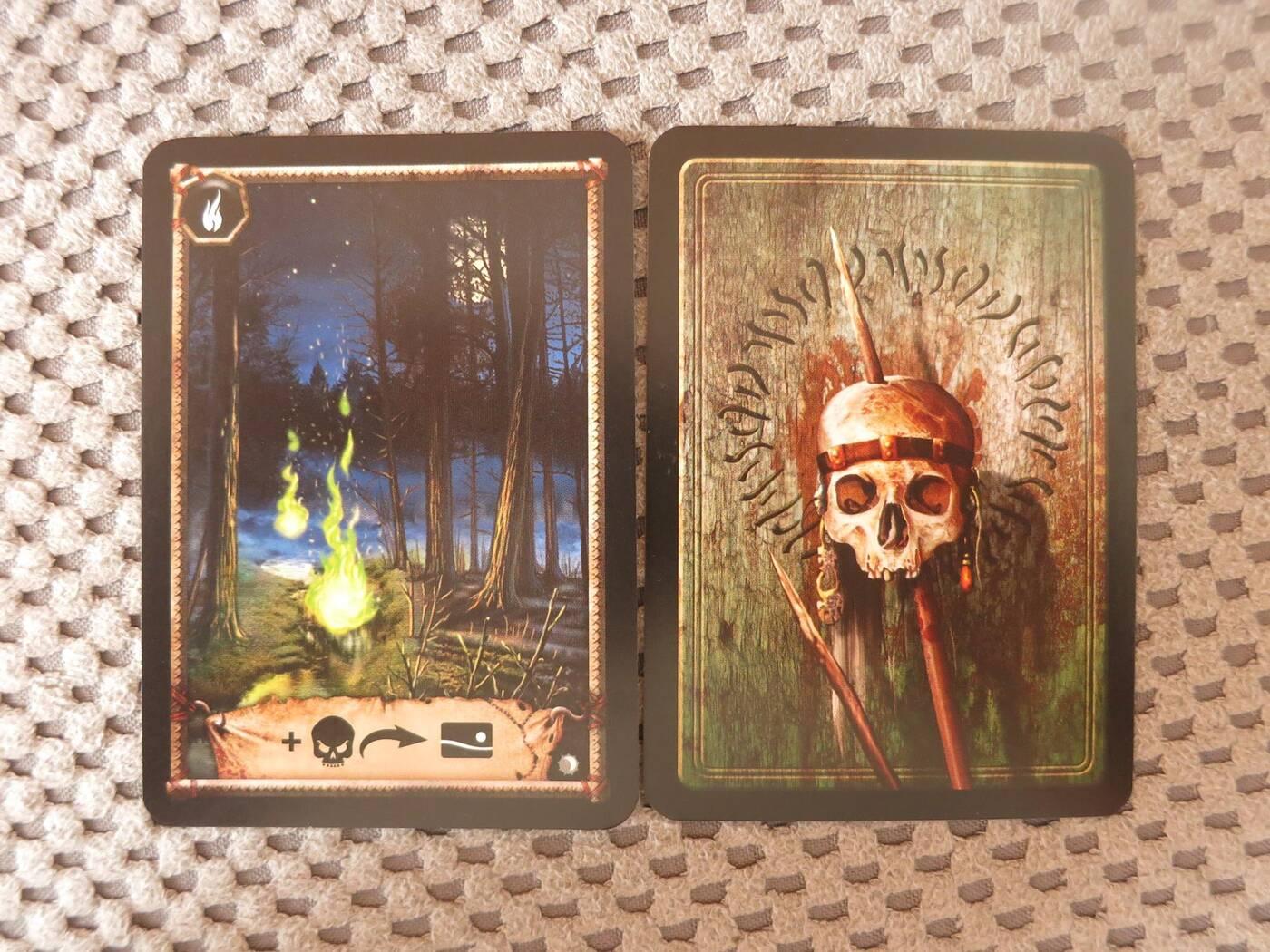 Slavika Równonoc karty potworów
