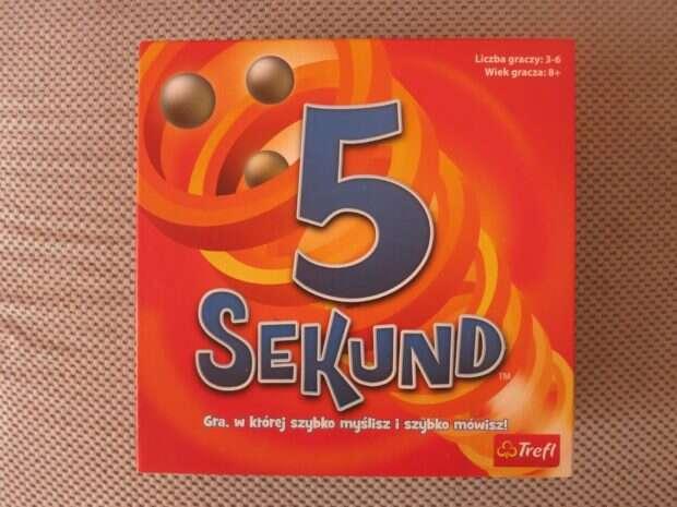 5 sekund pudełko