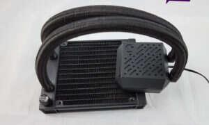 Test chłodzenia SilentiumPC Navis 120 Pro