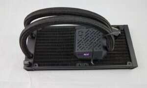 Test chłodzenia SilentiumPC Navis 240 Pro