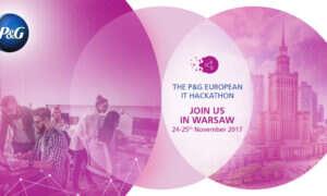 Weź udział w P&G European IT Hackathon