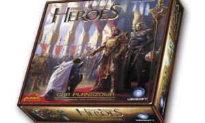 Recenzja gry planszowej Might&Magic Heroes