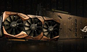 Asus pokazuje specjalną wersję GTX 1080 Ti AC: Origins