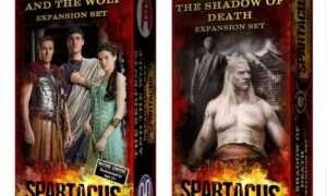 Recenzja dodatków do gry Spartakus