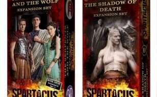 Spartakus dodatki