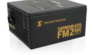 Test zasilacza SilentiumPC Supremo FM2 Gold 750W