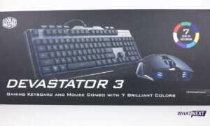 Test zestawu CM Storm Devastator 3 – RGB znaczy gaming