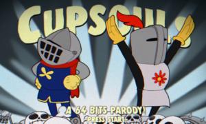 Cupsouls, czyli połączenie piekielnie trudnych gier