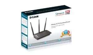 Test routera D-Link DIR-809