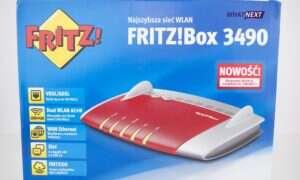 Test routera AVM Fritz!Box 3490