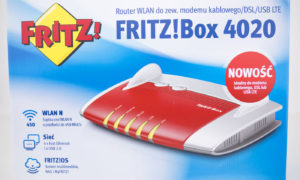 Test routera AVM Fritz!Box 4020