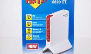 Test modemu Fritz!Box 6820 LTE